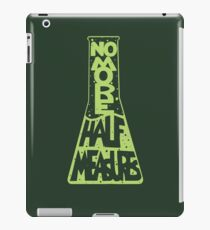 Full Measures iPad Case/Skin