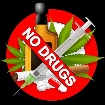 no drugs by baptiste99