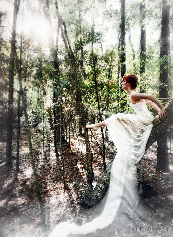 Enchantment is a Subtlety by Jennifer Rhoades