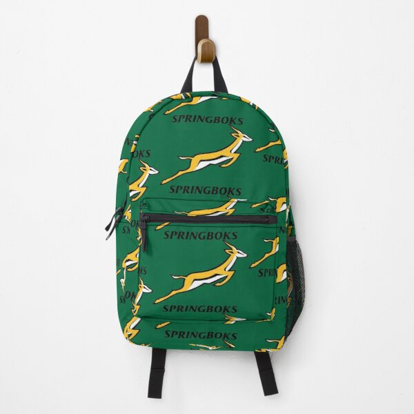 Springboks Rugby - 2019 Springbok Rugby World Cup Champions Backpack