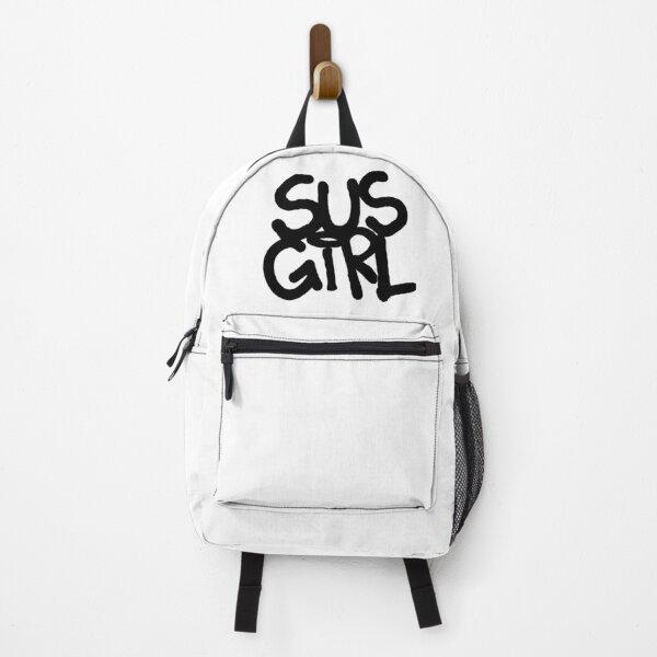 Lil Peep SUS GIRL Cool Original Design Backpack