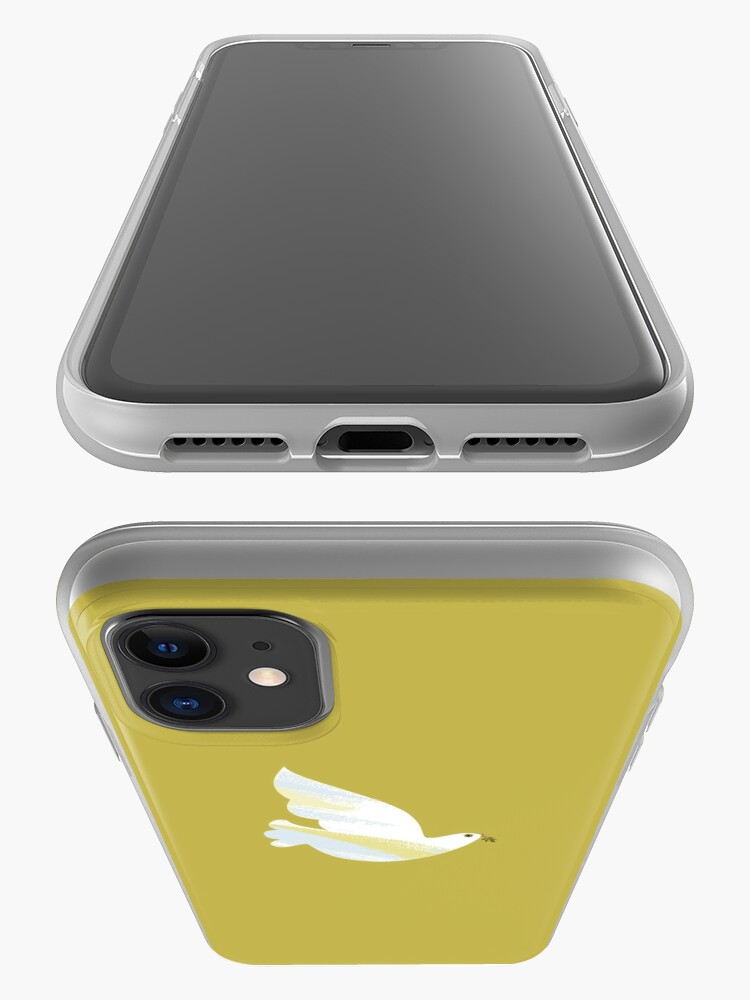 Alternate view of Christmas Dove iPhone Case & Cover