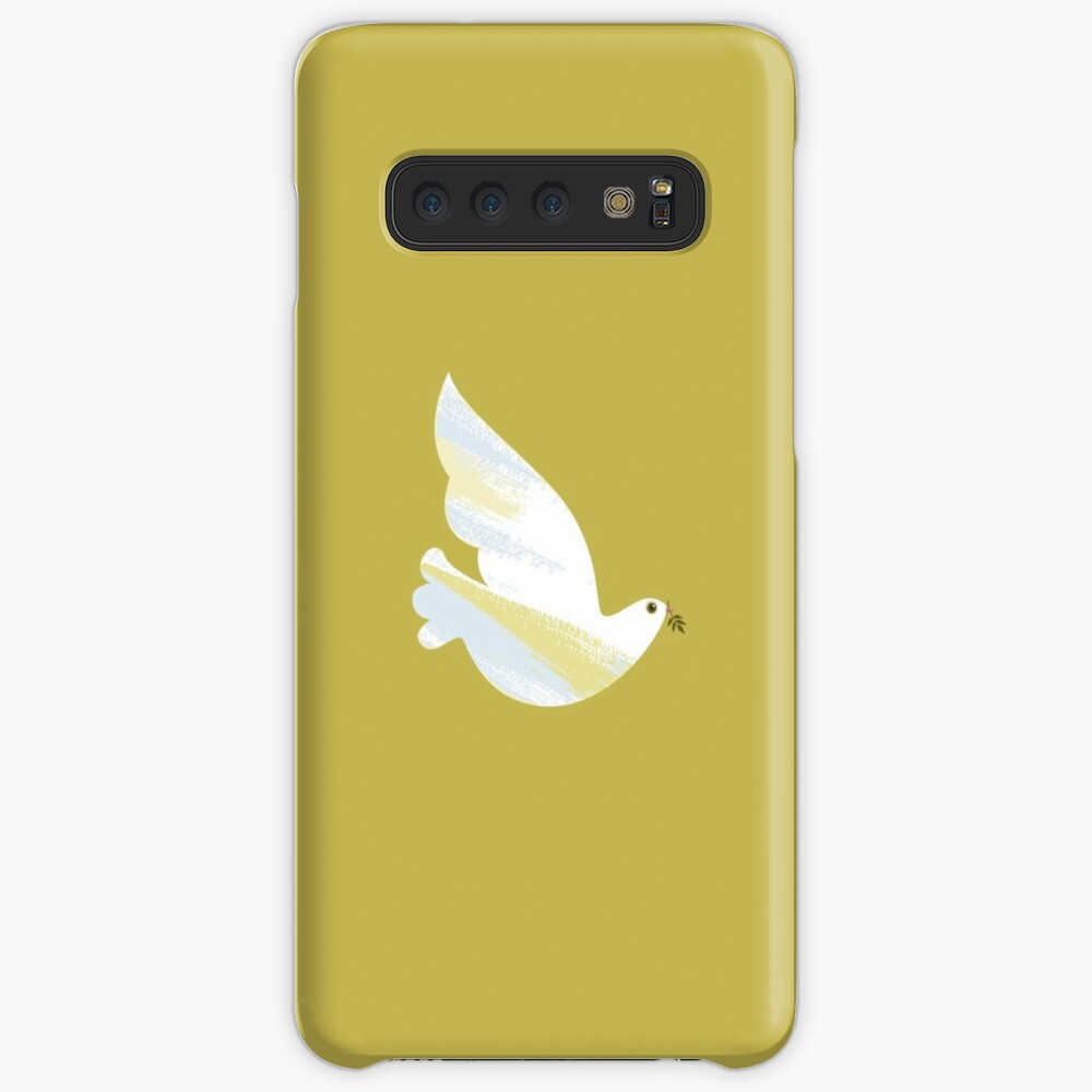 Christmas Dove Case & Skin for Samsung Galaxy