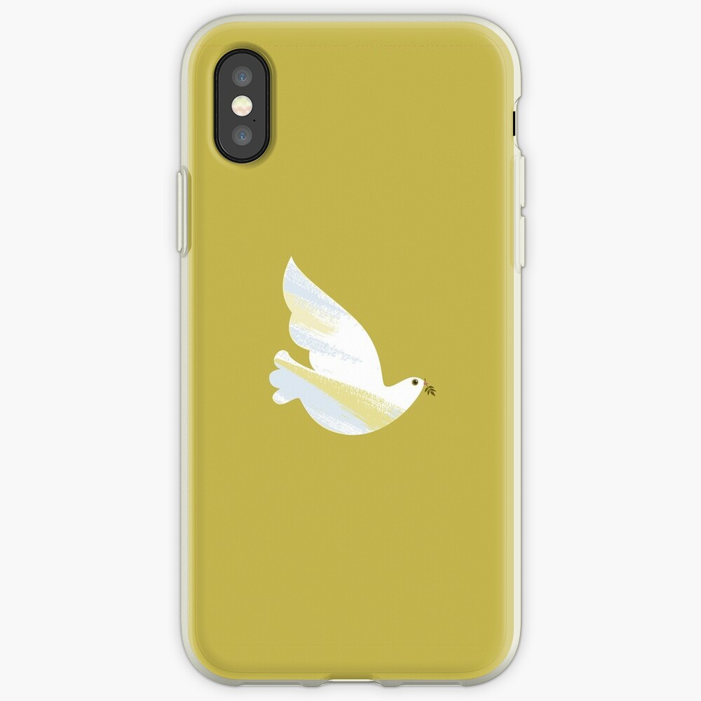 Christmas Dove iPhone Case & Cover