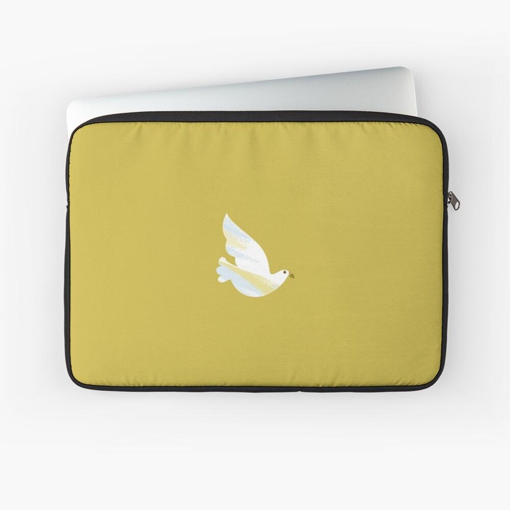 Christmas Dove Laptop Sleeve