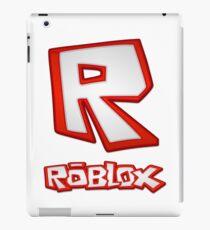 Roblox R Logo iPad Case/Skin