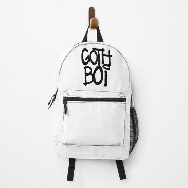 Lil Peep Goth Boi Cool Original Design Backpack