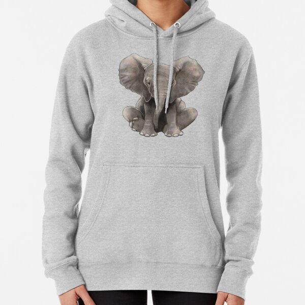 Baby Boo Pullover Hoodie