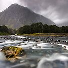 Fiordland National Park at its Best by Michael Treloar