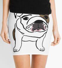 dog / chien Mini Skirt