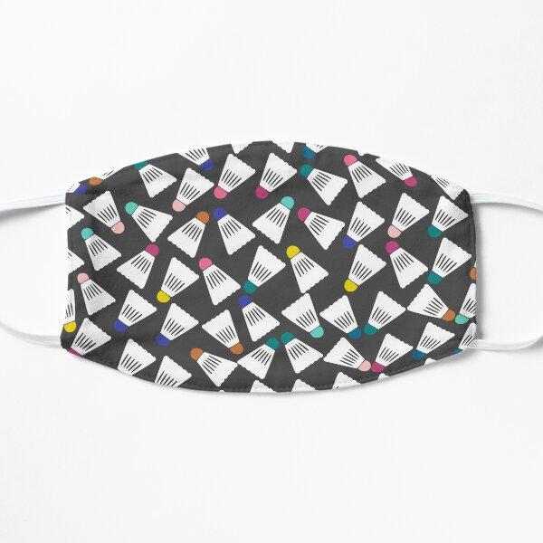 Cute Badminton Pattern Mask