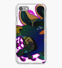 Cough Up Your Lungs iPhone Case/Skin