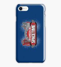 Inspector Spacetime Blorgon Edition iPhone Case/Skin