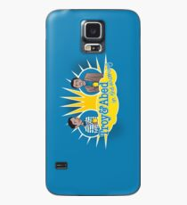Troy and Abed in the Morning Case/Skin for Samsung Galaxy