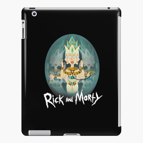 Rick n Morty iPad Snap Case