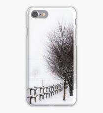 The Magic of Snow iPhone Case/Skin