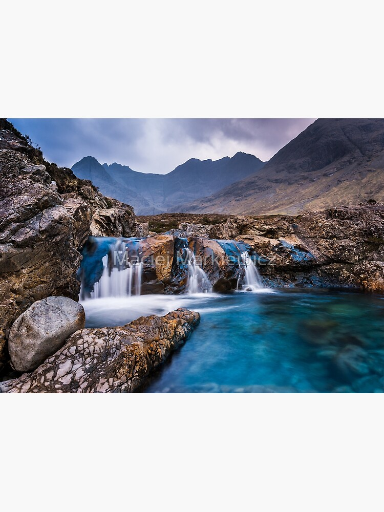 Fairy Pools Dreamscape by Mlux