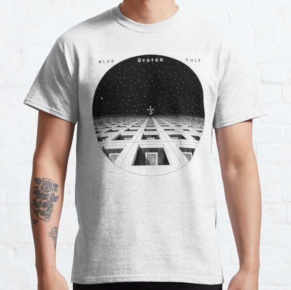 Blue Oyster Cult 1972 Classic T-Shirt