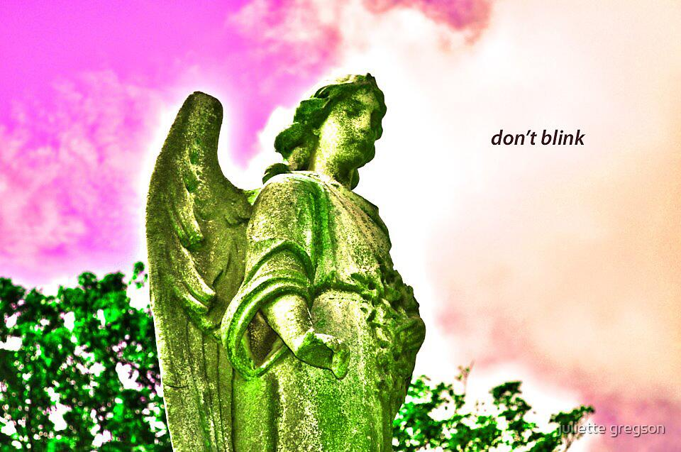 Dr Who angels... by BlackpoolGhosts