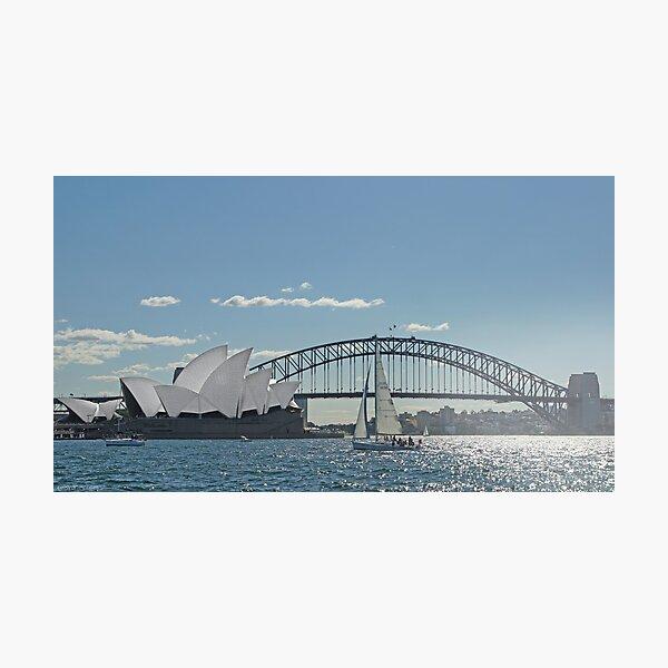 Sydney Harbour Photographic Print