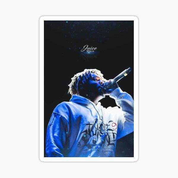 Juice WRLD - T-shirt, hoodie, case, poster, sticker Sticker