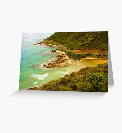 Great Ocean Road, Victoria Greeting Card