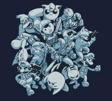 Smash Attack   Unisex T-Shirt