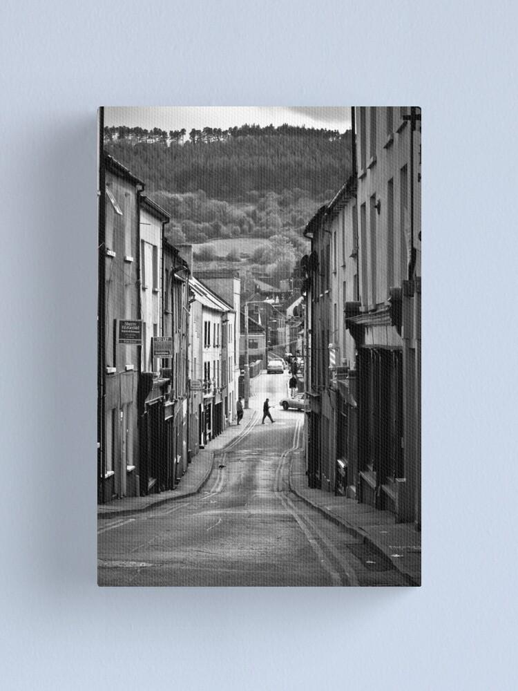 Alternate view of Bridge Street Canvas Print