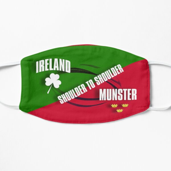 Ireland and Munster - Shoulder to Shoulder Mask