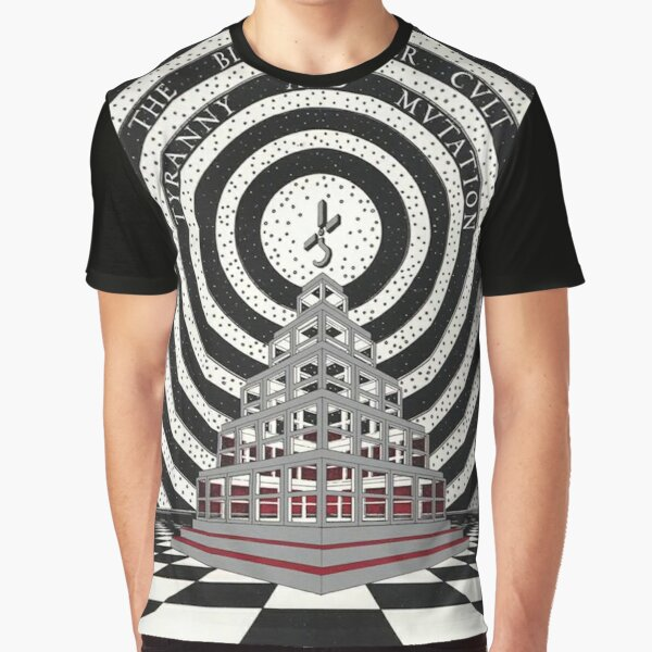 Blue Oyster Cult - Tyranny and Mutation Graphic T-Shirt