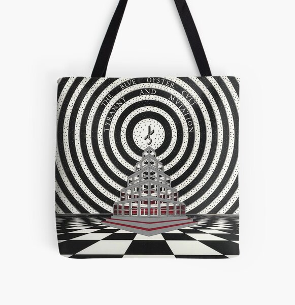 Blue Oyster Cult - Tyranny and Mutation All Over Print Tote Bag