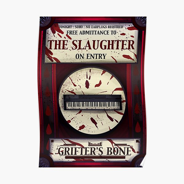 The Magnus Archives - The Slaughter recruitment poster Poster