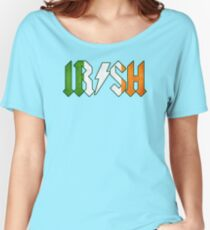 Irish - Rock On Women's Relaxed Fit T-Shirt