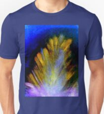 """Peacock Feather""  Unisex T-Shirt"