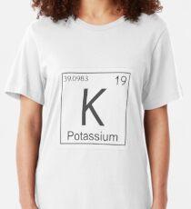K- Potassium Element Slim Fit T-Shirt