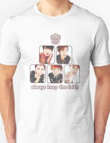 TVXQ Cute Pose Unisex T-Shirt