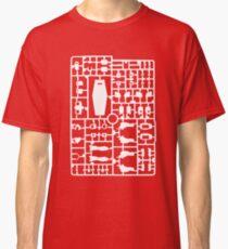 Gundam Runner - Transparent Classic T-Shirt