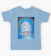 """Beths Flowers 1""  Kids Tee"