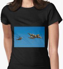 Hercules C-130 transport plane refuelling T-Shirt