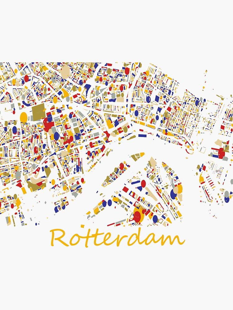 Rotterdam Qlimt Style by jvdkwast