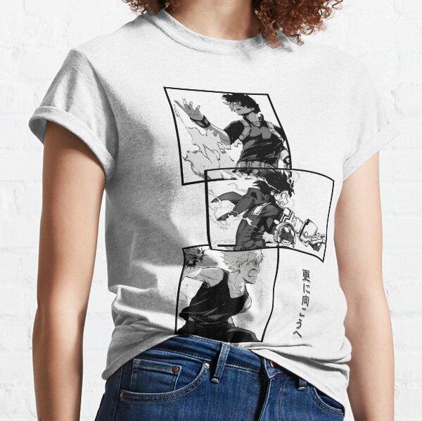 My Hero Academia - Deku, Todoroki, Bakugo Classic T-Shirt