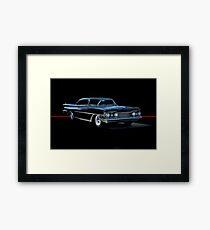 1959 Oldsmobile Custom Framed Print