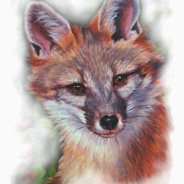 Fox: Puppet by Skaylaki