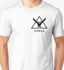 NOBLE Insignia (Black) Unisex T-Shirt