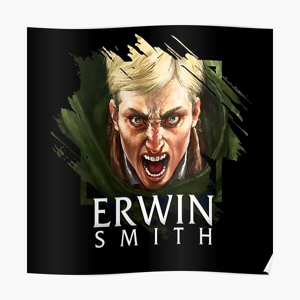 Erwin Smith Posters Redbubble