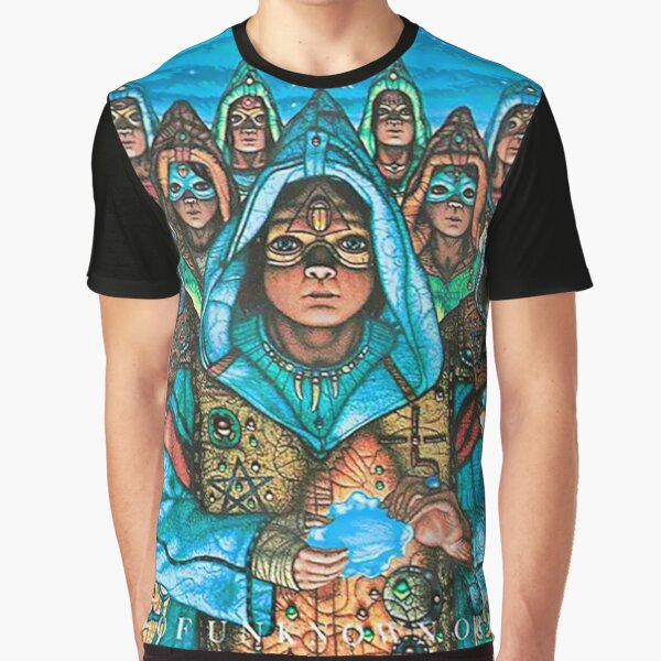 Blue Oyster Cult - Fire Of Unknown Origin Graphic T-Shirt