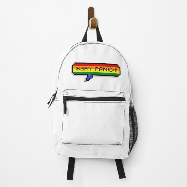 Gay panic  Backpack