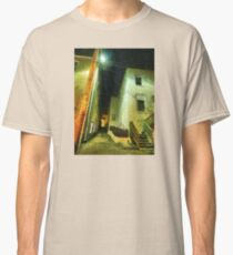 Night Alleyway Classic T-Shirt
