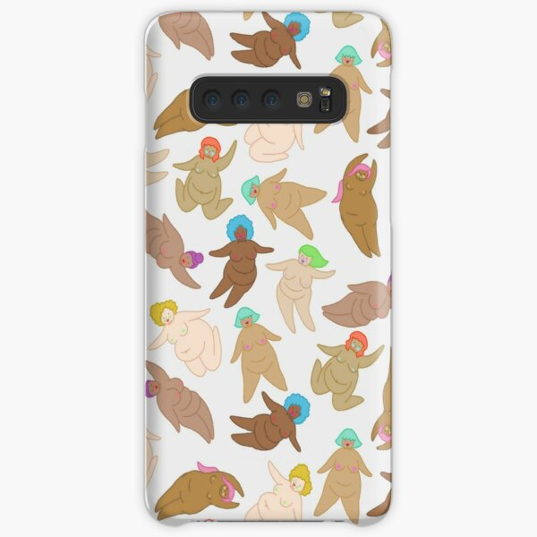 Naked Fat Ladies Samsung Galaxy Snap Case