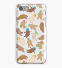 Naked Fat Ladies iPhone Case/Skin